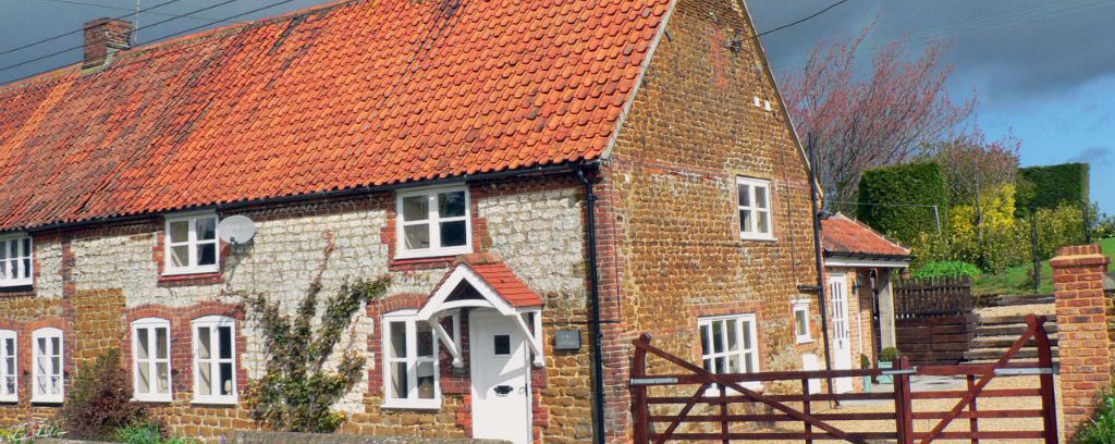 Luxury holiday cottage to rent in Norfolk